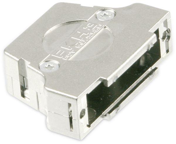 Sub-D Gehäuseschalen, metallisiert