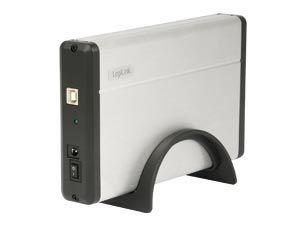 """3,5"""" Festplatten-Gehäuse, USB 2.0 zu IDE"""