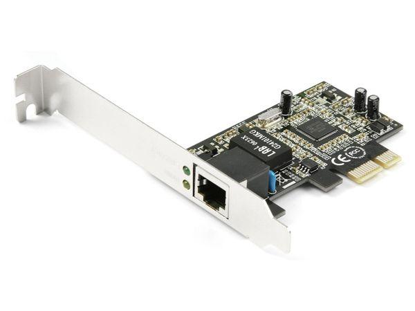 PCI-Express Netzwerkkarte, 1000 Mbps
