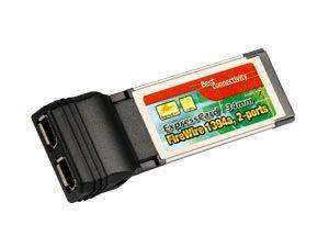 ExpressCard 34/FireWire Adapterkarte