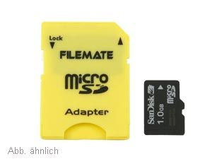 micro SD Card, 2 GB