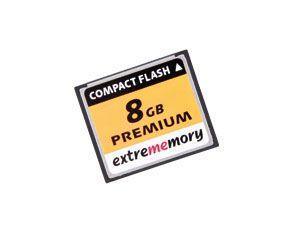 CF Card, 8 GB