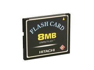 CF Card, 8 MB
