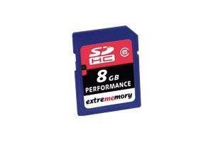 SDHC Card, 8 GB
