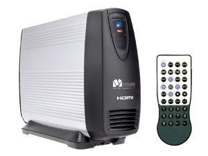 HDD-Mediaplayer Me 600, 750 GB - Produktbild 1