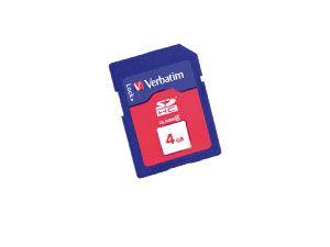 SDHC Card, 4 GB