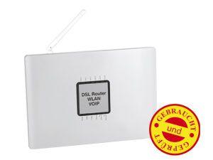 WLAN DSL-Router mit integrierter ISDN TK-Anlage - Produktbild 1