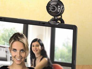 USB-Webcam HAMA - Produktbild 2