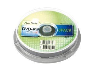 DVD-RW Rohlinge