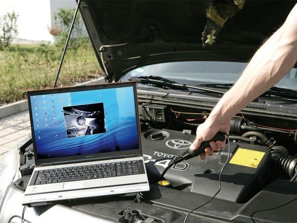 USB Endoskop-Farbkamera UE1 - Produktbild 3