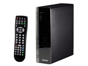 HDD Media-Station HAMA PRN35, 1000 GB - Produktbild 1