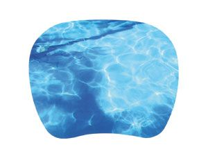 "Mouse-Pad ""Water"""