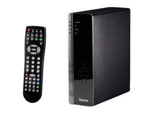 HDD Media-Station HAMA PRN35, ohne HDD