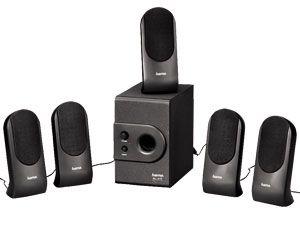 5.1 Soundsystem AL-610