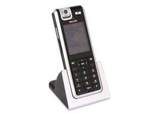 Schnurloses VoIP-Telefon mit Kamera PHILIPS VP5500 - Produktbild 1