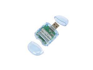 USB 2.0 Cardreader LOGILINK, SD/microSD - Produktbild 2