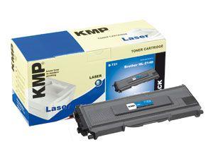 Toner KMP, kompatibel für Brother TN-2120, schwarz