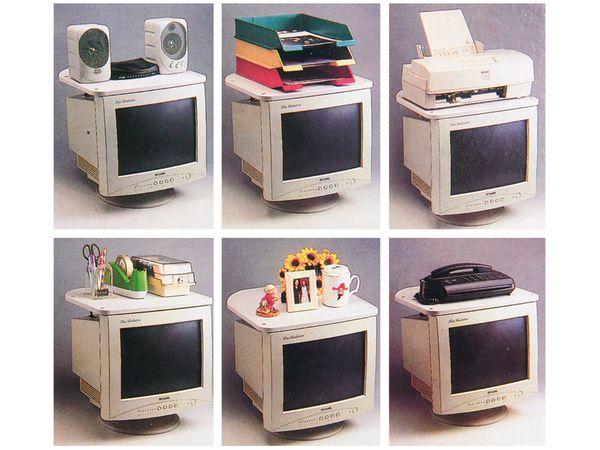 Monitor-Ablageplatte - Produktbild 1