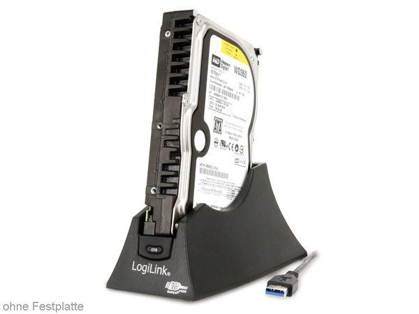 USB 3.0 zu SATA Adapter LOGILINK AU0008B