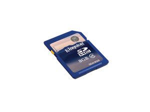 SDHC Card KINGSTON SD4/16GB