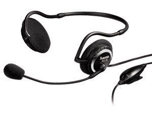Multimedia-Nacken-Headset HAMA AC-50