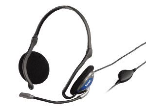 2102 Multimedia-Nacken-Headset Hama CS-498 - Produktbild 1