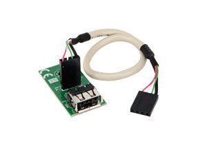 USB 2.0-Einbaubuchse