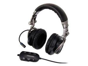 5.1 Gaming-Headset LOGILINK HS0017 - Produktbild 1