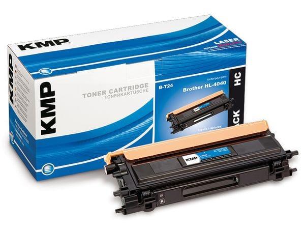 Toner KMP, kompatibel für Brother TN-135BK, schwarz