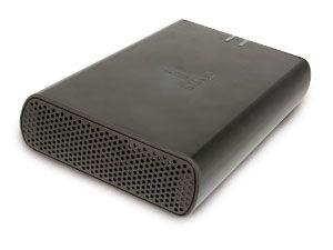 Gigabit-NAS IOMEGA Home Media Drive, 1 TB - Produktbild 1