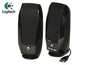 USB Aktiv-Lautsprecher LOGITECH S-150
