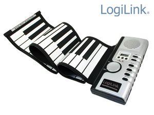 Aufrollbares USB-Keyboard LOGILINK
