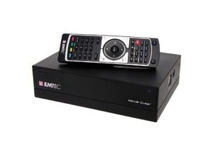 HDD Mediaplayer EMTEC MovieCube Q800, 500 GB