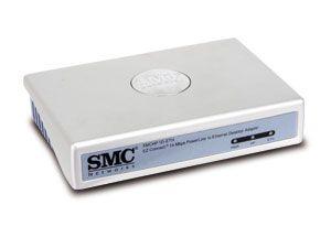 Powerline Ethernet-Adapter SMC SMCHP1D-ETH - Produktbild 1