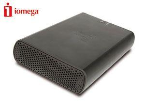 Gigabit-NAS IOMEGA Home Media Drive, 2 TB - Produktbild 1