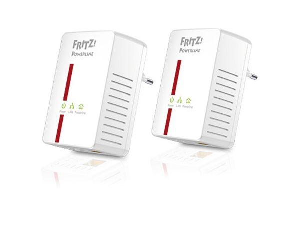Powerline Adapter-Set AVM FRITZ!Powerline 500E, 500 Mbps