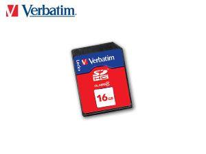 SDHC Card VERBATIM 44020, 16 GB, Class 4