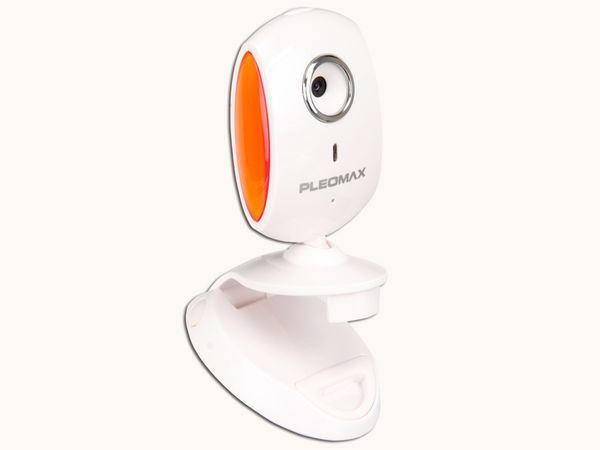 USB-Webcam SAMSUNG PLEOMAX W-400W, 1,3 MP - Produktbild 1