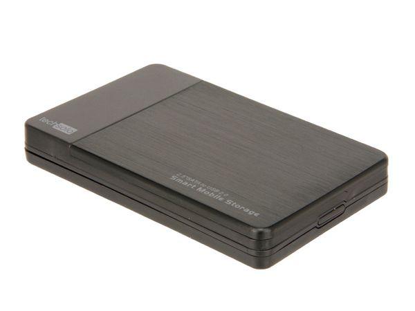 """USB 3.0-Festplattengehäuse TECHSOLO TMR-25-3, 6,35 cm (2,5"""") - Produktbild 1"""