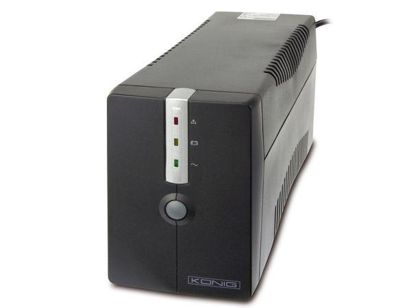 USV KÖNIG CMP-UPS650VAL - Produktbild 1