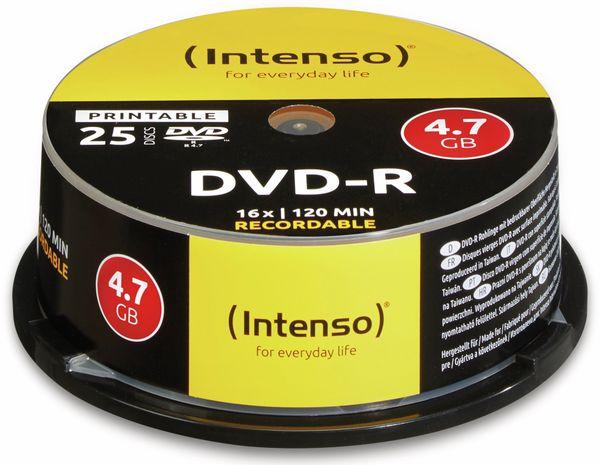 DVD-R Spindel INTENSO (bedruckbar)
