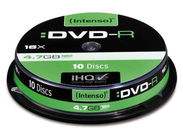 DVD-R Spindel INTENSO