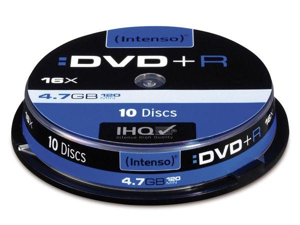 DVD+R Spindel Intenso