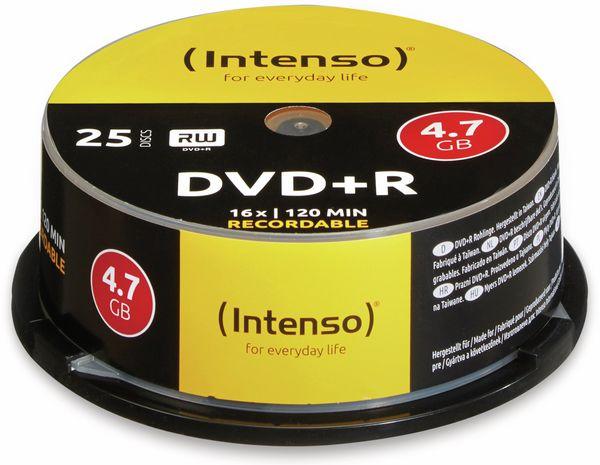 DVD+R Spindel Intenso, 25 Stück