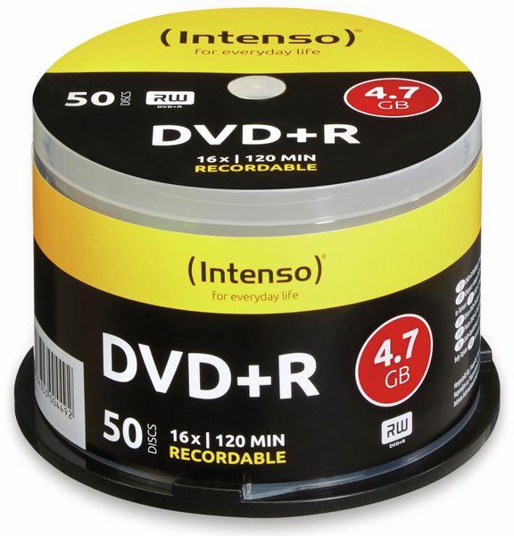 DVD+R Spindel Intenso, 50 Stück