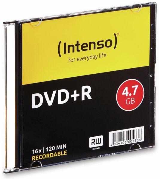 DVD+R Intenso Slim Case - Produktbild 2