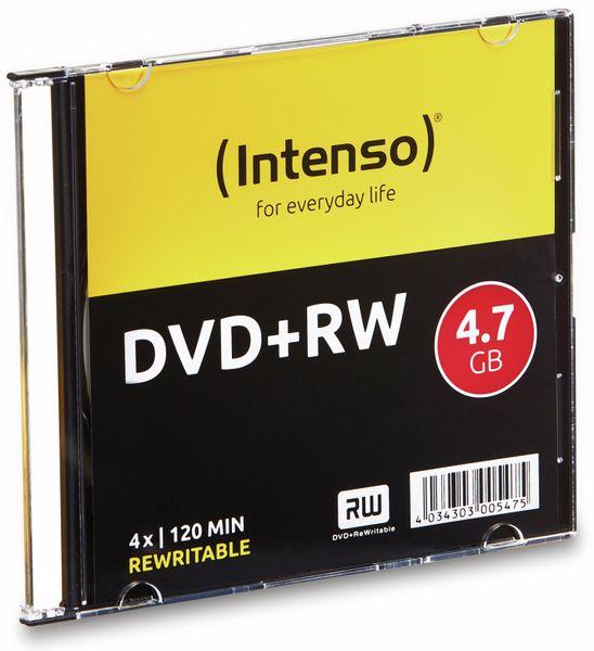 DVD+RW Intenso Slim Case - Produktbild 2