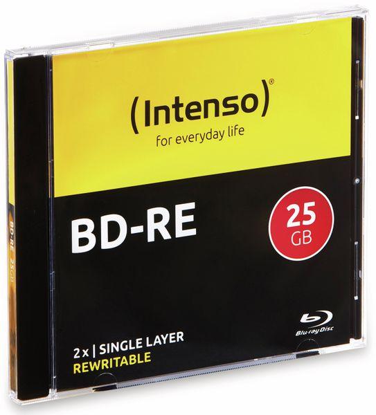Blu-ray Disc BD-R INTENSO - Produktbild 4