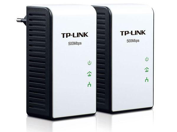 Powerline Adapter-Set TP-LINK TL-PA511KIT, 500 Mbps
