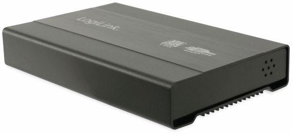 """6,35 cm (2,5"""") Festplatten-Gehäuse, USB 3.0 zu SATA - Produktbild 3"""